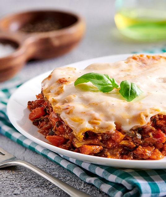 Vegan-Vegetable-Lasagne