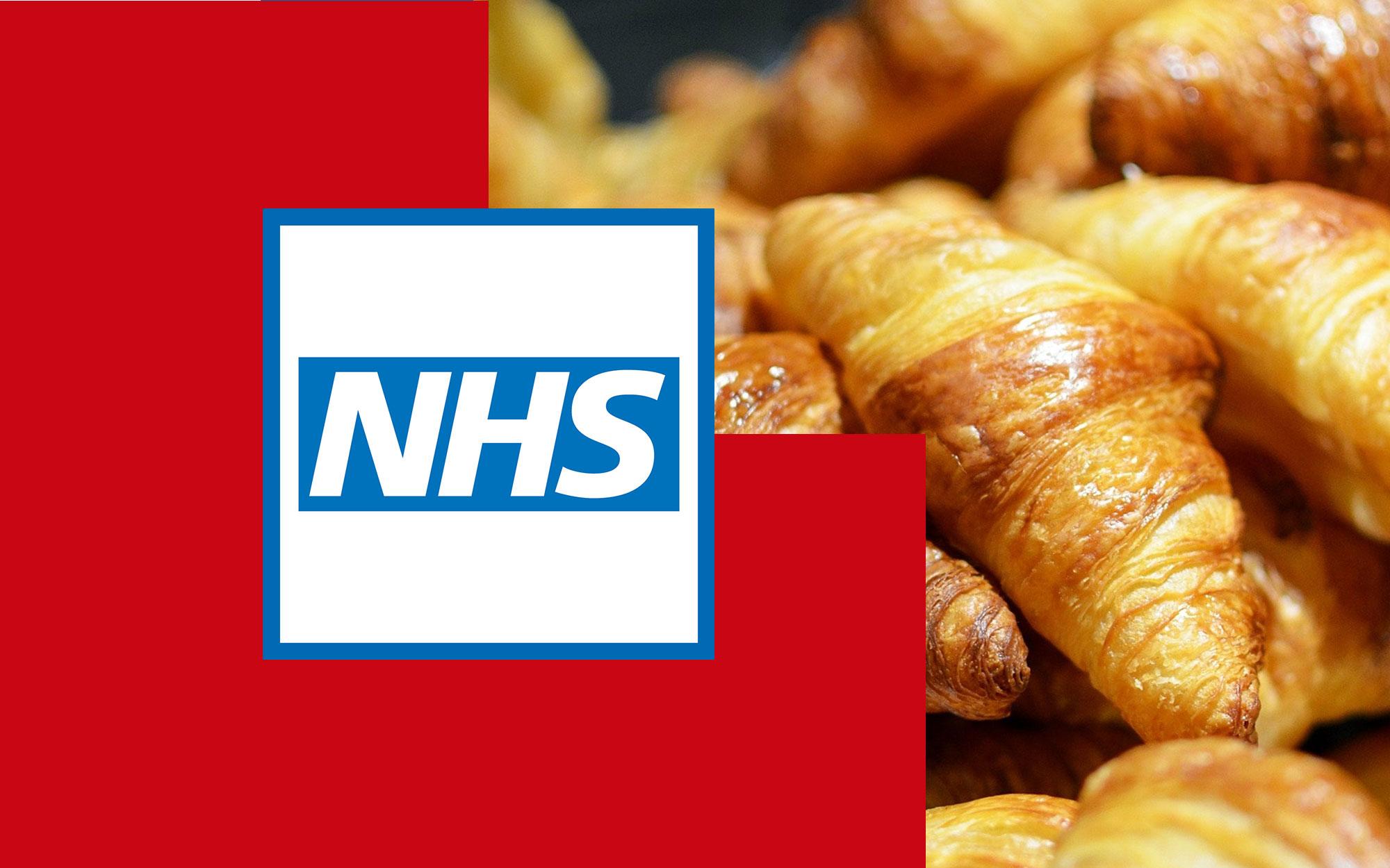NHS Food supply